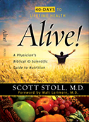 Alive!: A Physician's Biblical and Scientific Guide to Nutrition